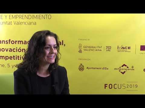 Catalina Jiménez de Sothis en Focus Pyme CV 2019[;;;][;;;]