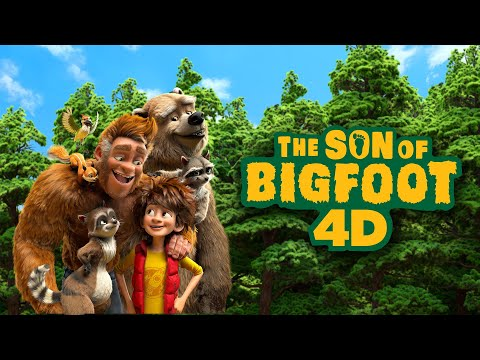 nWave | The Son Of Bigfoot 4D | Trailer