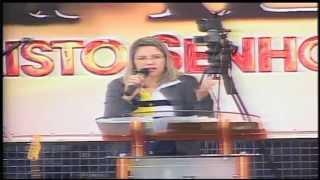 Pra.Carmem - Rompendo em fé - 28-06-2015