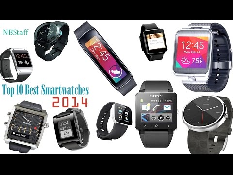 Top 10 Best Smartwatches 2014 in US and UK: The Best Wearable Tech Gadgets Smartwatch 2014