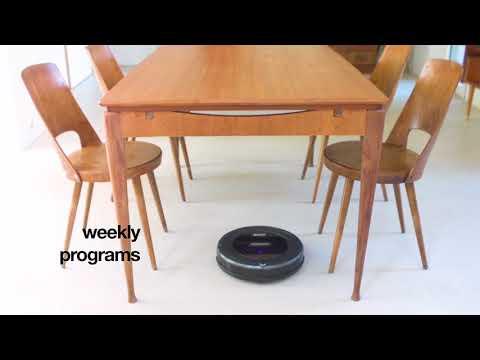 Aspirateur Robot Laveur Intelligent H.Koenig® chez Trend Corner