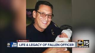 The life and legacy of fallen Phoenix officer Paul Rutherford