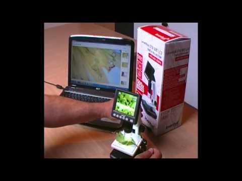Digitální mikroskop Levenhuk DTX 500 LCD