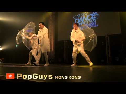 【GDC 8th】GATSBY DANCE COMPETITION 2015-2016:ASIA GRANDFINAL/PopGuys【HONG KONG】