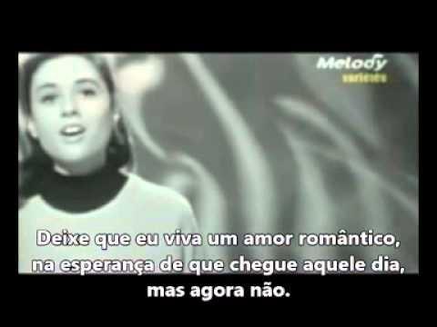 Gigliola Cinquetti - Non ho l'età (legendado)