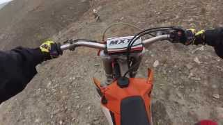 5. ktm 250 exc 4 stroke offroad riding