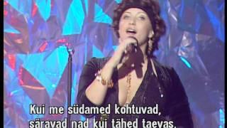Sofia Rubina - Open Up Your Heart (Eesti NF 2006)