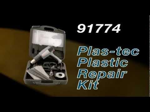 Power-TEC Plas-tec Plastic Repair System