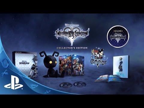 Kingdom Hearts HD 2.5 ReMIX Playstation 3