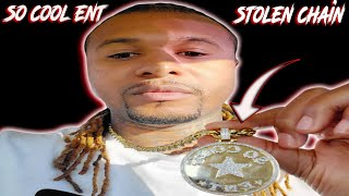 I GOT CAUGHT STEALING A SO COOL ENT CHAIN FROM CJ SO COOL ESTATE