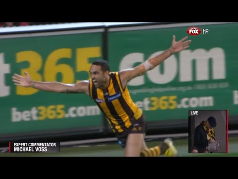 hawthorn - Finally.... the curse has been broken. Hawthorn are also into a second consecutive Grand Final. They will play the Fremantle Dockers, after battling it out t...