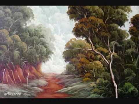 Pintura a Óleo Sobre Tela - Eduardo Mecenero (Parte II)
