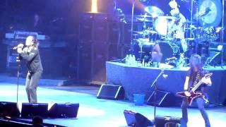 Ozzy Osbourne Mr. Crowley  Tampa, FL Feb 18, 2011