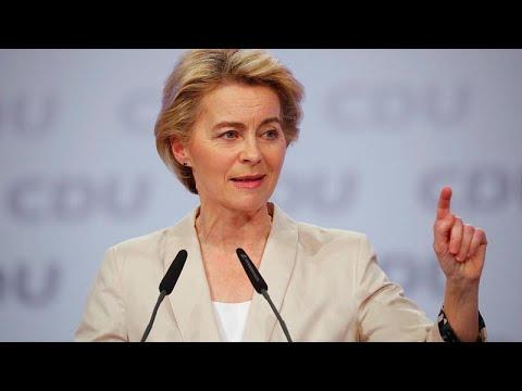 Ευρωπαϊκό Κοινοβούλιο: Σε εξέλιξη η διαδικασία έγκρισης της νέας Κομισιόν…