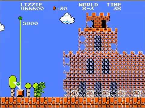 Super Mario Bros Leftovers