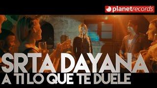 SENORITA DAYANA - A Ti Lo Que Te Duele (Video Oficial by L. SANTANA/P. VASQUEZ) Reggaeton Cubano