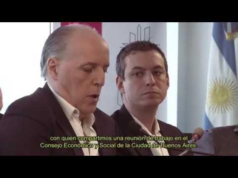 El CESBA recibió al Defensor del Pueblo porteño (versión completa)