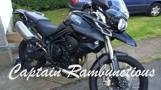 6. Triumph Tiger 800XC Review