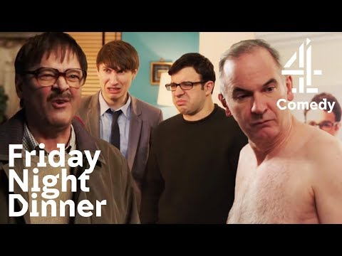 Best of Friday Night Dinner | Funniest Scenes from Series 5!