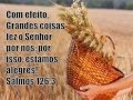 Dia Nacional de Ações de Graças- IPB Itatiaia