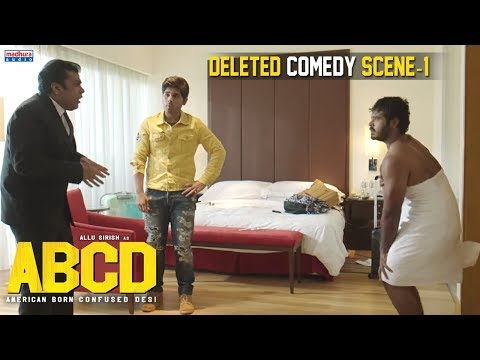 ABCD - Deleted Scene Latest Video in Tamil