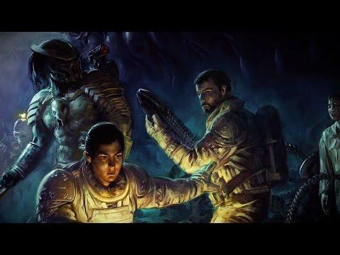 Aliens: Fire and Stone Comic Book Trailer