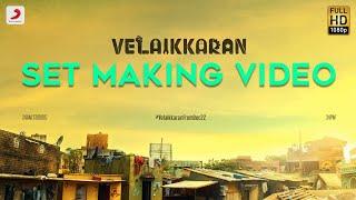 Video Velaikkaran Set Making Video   Sivakarthikeyan, Nayanthara l Mohan Raja MP3, 3GP, MP4, WEBM, AVI, FLV Desember 2017
