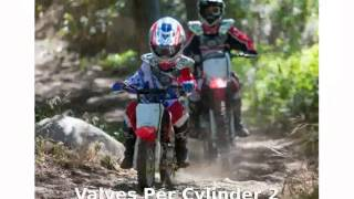 9. 2014 Honda CRF 50F - Walkaround