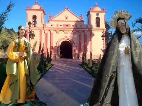 Villa de san antonio,honduras seman santa
