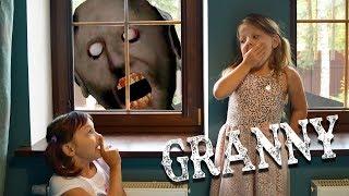 Video Granny became GIANT! Evoke Granny!  Granny in real life! Fun video for kids MP3, 3GP, MP4, WEBM, AVI, FLV Agustus 2018