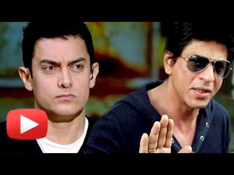 Shahrukh Khan Reacts On Aamir Khan's Intolerance C