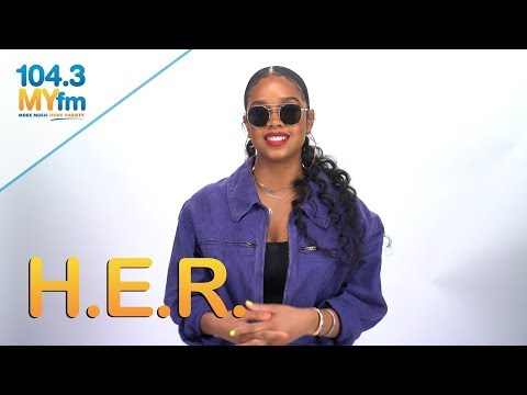 H.E.R. Talks Grammys, Hard Place, New Music, Coachella & More