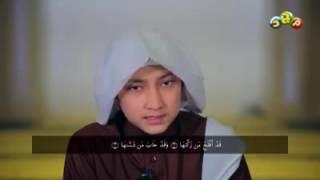 Murottal Al-Qur'an Surat Asy-Syam I Qori : Idris al Hasyimi