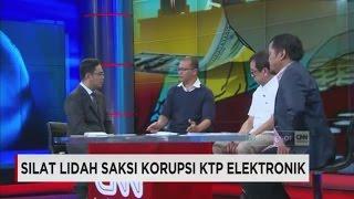 Video Silat Lidah Saksi Korupsi KTP Elektronik MP3, 3GP, MP4, WEBM, AVI, FLV Agustus 2017