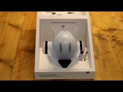 Photon robot unboxing