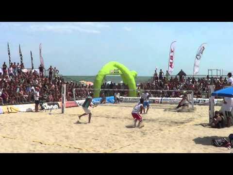 Mondiali 2015 Beach Tennis Cervia ( Calbucci - Garavini / Carli - Meliconi)