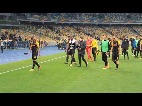 UEFA EUROPA LEAGUE Dynamo Kyiv VS Young Boys