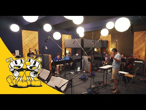 Video The Music of Cuphead: Recording Floral Fury download in MP3, 3GP, MP4, WEBM, AVI, FLV January 2017