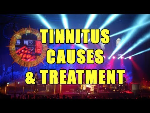 Tinnitus Causes – What Causes Tinnitus Call 1 800 2910 For Help With Tinnitus