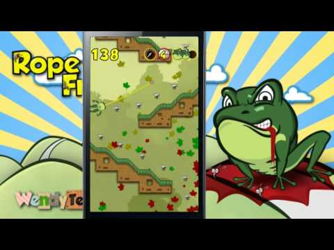 Video of Rope the Frog