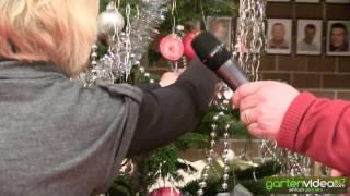 #922 Weihnachtsdekoration - Weihnachtsbaumschmuck mit Äpfeln (Redloves)