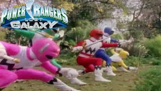 This is the first fan opening to Power Rangers Lost Galaxy!!!