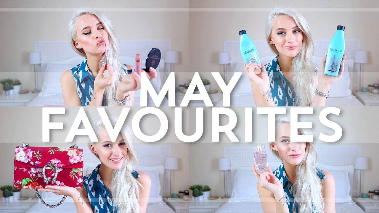 May Favourites | Inthefrow