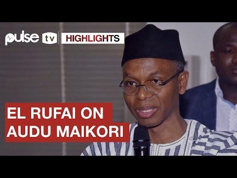 El Rufai Speaks On Audu Maikori's Tweets