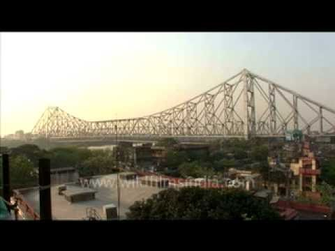 Howrah Bridge, Calcutta