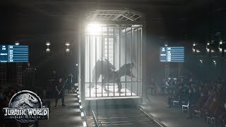 "VIDEO: JURASSIC WORLD: FALLEN KINGDOM – ""New Weapon"" Clip"