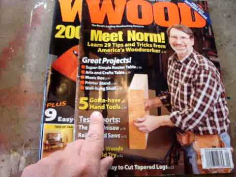 Top 15 Uses for Wood Magazine