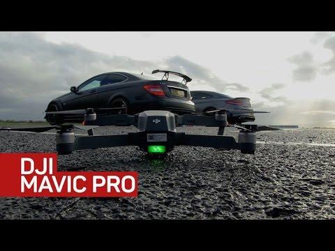 DJI MAVIC - Assiste o quanto é pequeno o Mavic e poderoso