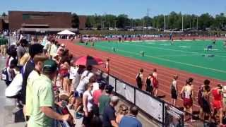 Cicero (NY) United States  City pictures : State championships 4x800 Relay 6/7/14 Cicero, NY