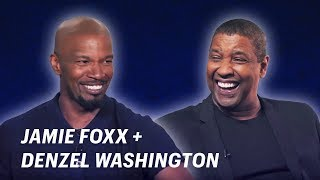 Video Jamie Foxx Interviews Denzel Washington || OFF SCRIPT a Grey Goose Production MP3, 3GP, MP4, WEBM, AVI, FLV September 2018